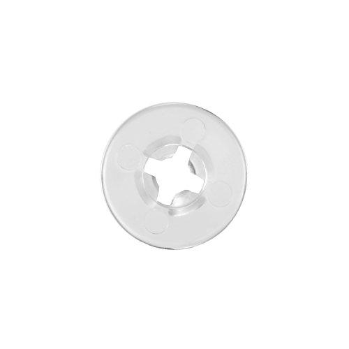 Neewer® dämpfende Gummikugeln & Anti-Fallen-Stecker Set, Aktualisierung und Weiß, für DJI Phantom 3 Pro Professional Standard Erweiterte Gimbal Anti Vibration - 6