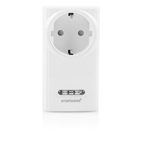 Smartwares SH5-RPD-02A SmartHome Funk-Steckdimmer 200 Watt 230 V