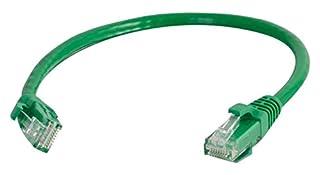 Cables To Go Cat6 550Mhz Snagless Patch Cable - Cable De Interconexión - Rj-45 (M) - Rj-45 (M) - 50 Cm - (Cat 6) - Trenzado, Sin Enganche - Verde (B001U3ZRJU) | Amazon price tracker / tracking, Amazon price history charts, Amazon price watches, Amazon price drop alerts