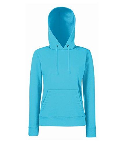 ATELIER DEL RICAMO - Sweat-shirt - Femme * taille unique bleu ciel