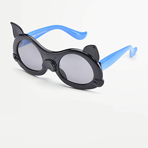 Baby-Sonnenbrille, UV-Schutz, Kieselgelpolarisation, 1-6 Jahre alt, K