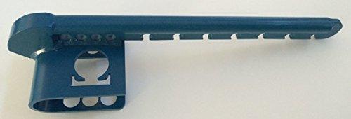 VdS-zertifizierter Container-Diebstahlsicherung TSR Omega inkl. 13mm Bügelschloss, Containerriegel für Baucontainer - 2