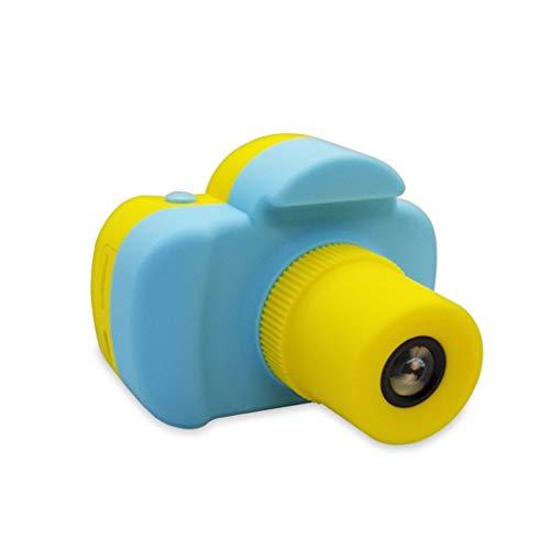 EUCoo Fotocamera Digitale per Bambini HD 1280P,Chip CMOS Pixel da 16,0,Zoom 8X,Funzionamento Semplice e Aspetto Carino,Macchina Fotografica Giocattolo