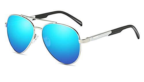 Tiadi Sonnenbrillen Jungen Must Have Oversized Brillen Nerd Anti-Strahlung Classic Style Sonnenbrille Dekogläser Flash Transparent Komfortabel