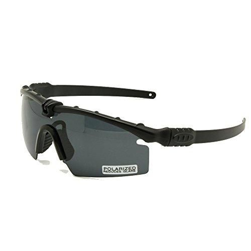 Gafas sol polarizadas gafas militares ejército hombres
