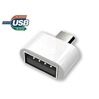 USB weiblich zu Micro USB männlich Adapter / Koppler