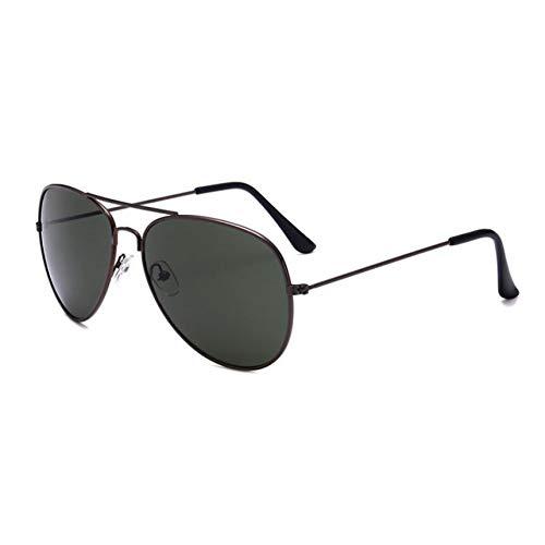 Taiyangcheng Spiegel Sonnenbrille Männer Frauen Piloten Fliegerbrillen Verspiegelte Sonnenbrille,A2