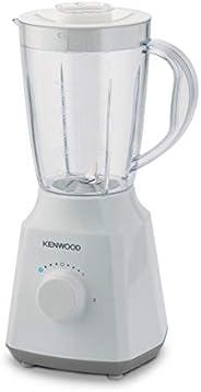Kenwood Blender 300 Watts with Mill, White, 1.5 Litre, BLP05.150WH