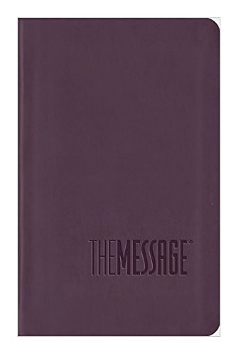 The Message, Compact Leather-look edition (The Message Bibles)