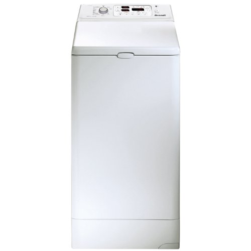 Brandt WTD6384K Independiente Carga superior B Blanco