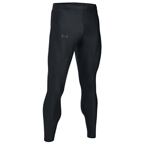 Under Armour Accelebolt Tight Leggings, Hombre, Negro (001), 2XL