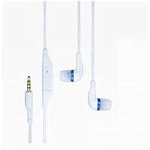 Nokia BT-HF-WH205W - Auriculares de botón para Nokia E55, N86, N96, N97, N97 mini, N900, X3, X6, color