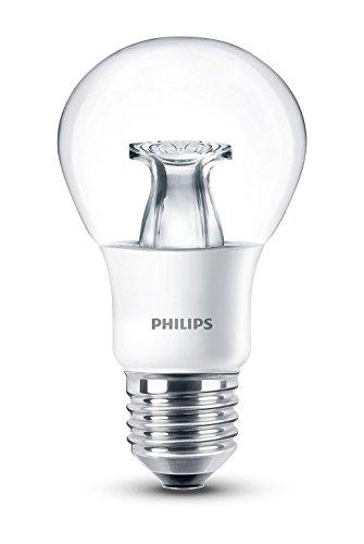 Philips Lampadina LED, Attacco E27, 6.5 W equivalente a 40W, 230V