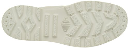 Sneaker Alta In Canvas Palladio Bianco Pampa Libero (marshmallow / Marshmallow G57)