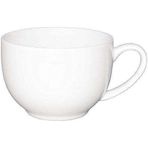 Olympia gk077Caffè Tazza per cappuccino, 340ml, 12oz, colore: bianco (Confezione da 12)