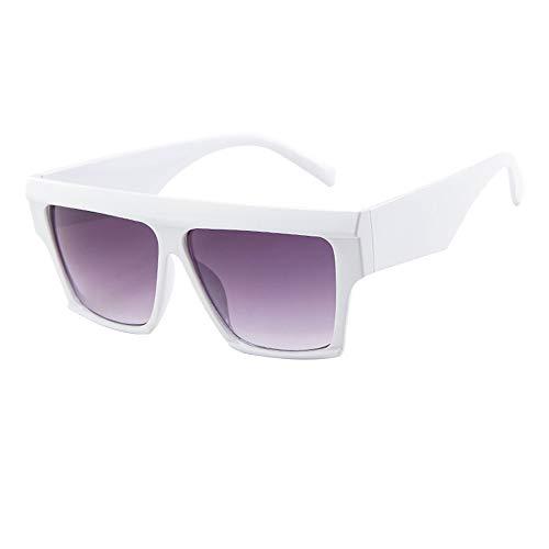 kolila Damen Herren Brillen Sonnenbrillen Ausverkauf Unisex Mode Große Quadratische Rahmen Brille Winddicht Strahlenschutz