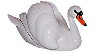 John Beswick Swan Figure Mute Swan JBDB20