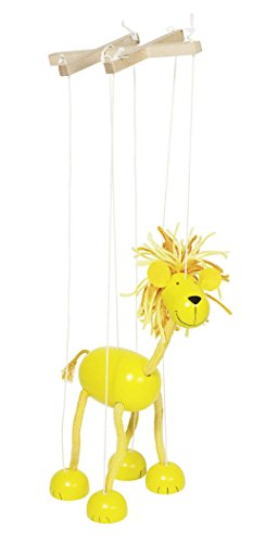 1 Stück Marionette Löwe - (Preis pro Stück)
