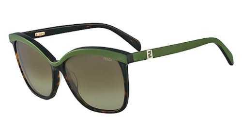 Fendi Damen Sonnenbrille & GRATIS Fall FS 5287 215