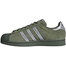 los angeles f81e8 9656b Adidas Superstar Base Green Supercolor Night Cargo