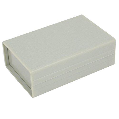 sourcing map 120mm x 80mm x 40mm en Plastique ABS Projet électronique Boîtier raccordement boîte