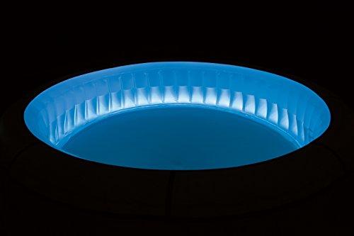 Bestway Lay-Z-Spa Paris Whirlpool, 196 x 66 cm - 20