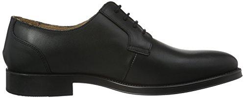 Selected Shdoliver Derby Shoe Noos, Derby homme Noir - Noir