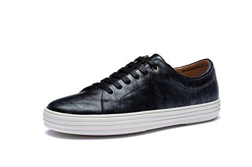 OPP Basket Mode Sneakers Basses Mixte Adulte Nouvelle Collection Noir