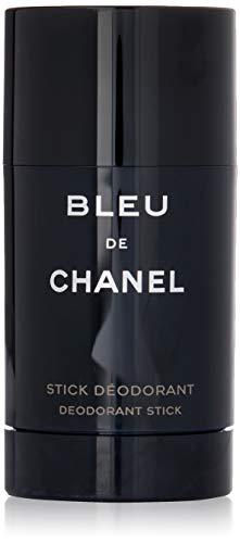 CHANEL BLEU deo stick - 75 ml/60 g Hombres Desodorante en barra - Desodorantes (Hombres, Desodorante, Desodorante en barra, De U, Universal, 60 g)
