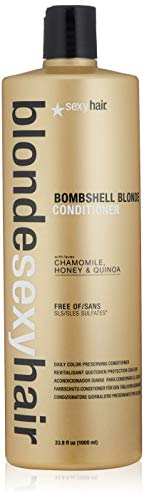 sexyhair Bombshell Blonde Après-shampoing 1 l