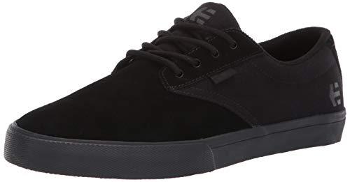 Etnies Unisex Adults Jameson Vulc Skateboardschuhe, Schwarz (004-Black/Black/Black 004), 41 EU -
