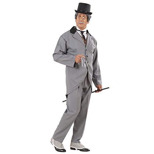 Widmann 5595C Erwachsenenkostüm Gentleman, 54 (20er Gentleman Kostüm)