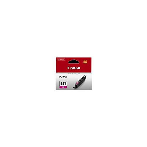 Canon CLI-551 M Tintenpatrone 7ml, magenta -