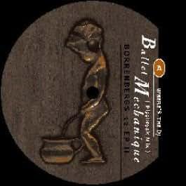 Ballet Mechanique - Borrenbergs 12 EP II - Eevo Lute Muzique - EEVO 026