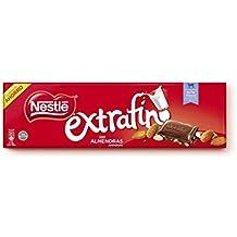 Nestlé Extrafino - Tableta de Chocolate con Leche y Almendras ...