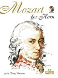 Mozart for Horn - F/Eb Horn - Buch + CD