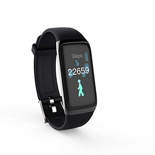 enz Gesundheit Smart Armband Farbbildschirm Multi-Sportmodus-Bewegung ()