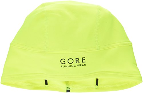 GORE WEAR Essential Light Gorro, Hombre, Amarillo Neón (Neon Yellow), Talla Única