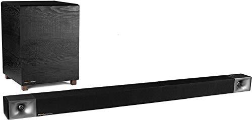 KLIPSCH Bar 48 SOUNDBAR Black (Set)