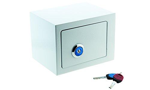 SAFE Einbauleuchte aus lackiertem Stahl mit Schlüssel (Lackiertem Stahl)