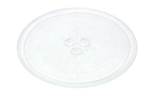 Plateau tournant universel en verre pour micro-ondes 245 mm