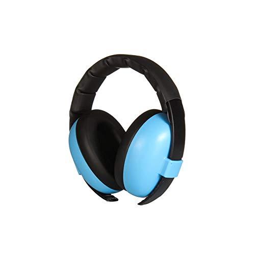 Baby-Kopfhörer Sicherheit Ear Muffs Lärm Reductioner Kleinkinder Ton Cancelling Kopfhörer Baby-Schutz Earmuffs 116 Typ Blau (Baby Ear Muffs)