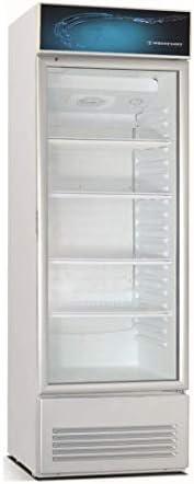 Westpoint Showcase Chiller 1 Door, White, 280 litres, Wpx-287Tgx
