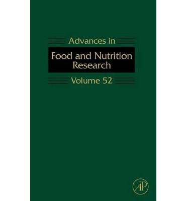 [(Advances in Food and Nutrition Research)] [Author: Steve Taylor] published on (June, 2007)