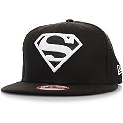 New Era 9FIFTY Snapback Cap–Marvel Superman negro