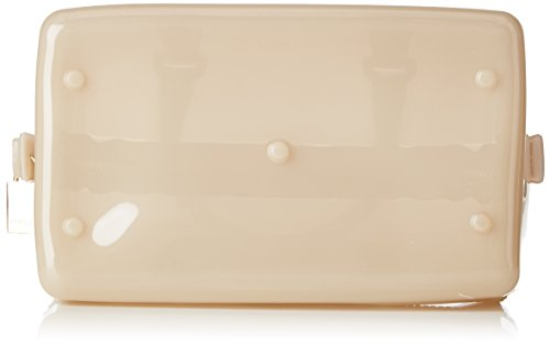 Furla Damen Candy Cookie Small Satchel Tornistertasche, 8x15.5x13 cm Beige (ACERO)