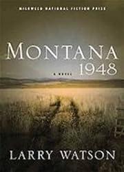 Montana 1948: A Novel by Larry Watson (2008-10-08)