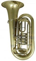 Roy Benson Bb Tuba MOD.TB-202, 4 ventile, inkl. leichtem Formetui