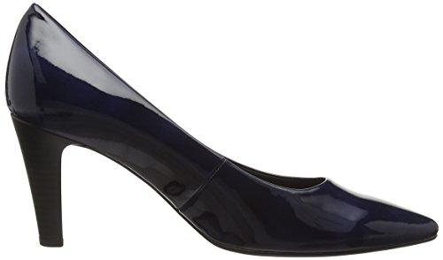 Gabor Fashion, Escarpins Femme Bleu (Marine 78)