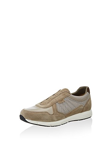 Geox Herren Uomo Dynamic C Sneaker Sand